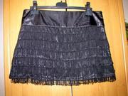 Продаётся  модная юбка с бахромой