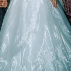 Продам свадебное платье,  р-м примерно 46