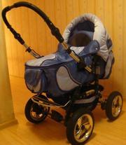 Продаётся коляска трансформер зима - лето от рождения до 3х лет