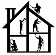 Услуги по ремонту,  строительству,  отделке и дизайну квартир.